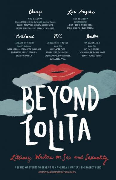 BEYOND LOLITA: LITERARY WRITERS ON SEX AND SEXUALITY