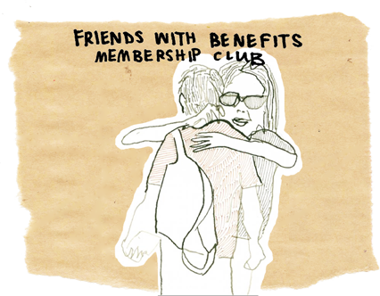 friends with benefits club